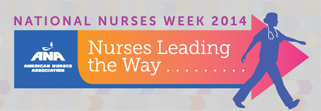 Join ANA in Celebrating National Nurses Week June 6-12, 2014